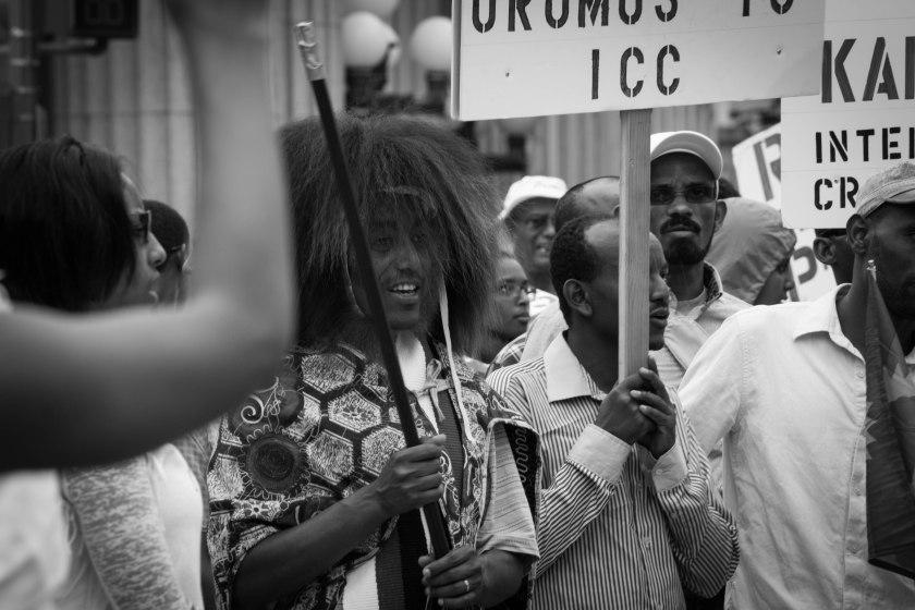 Oromos in Ethiopia