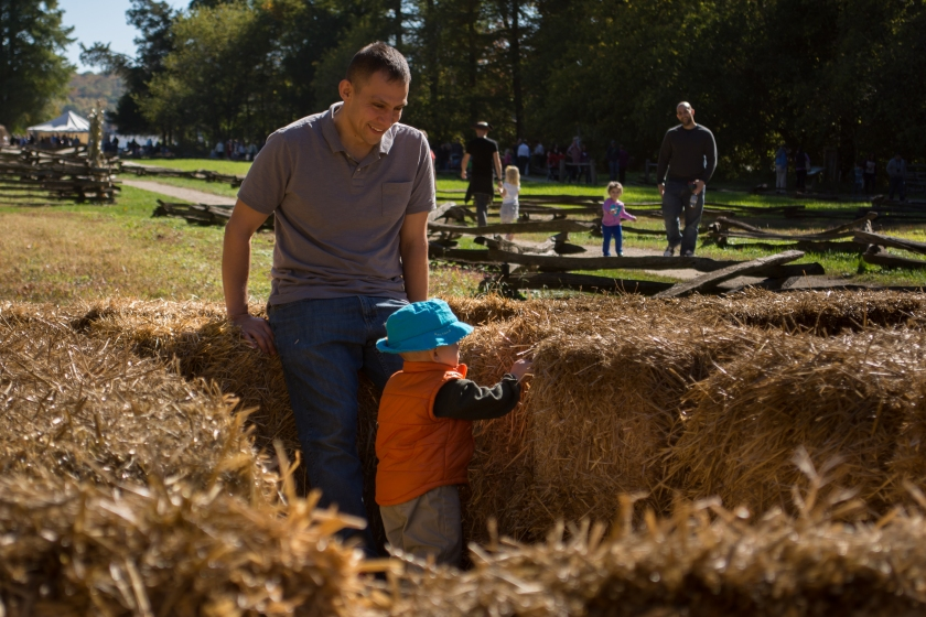 Mount Vernon Harvest Day